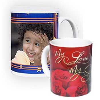 Personalized Coffee Mugs Rs. 109 | T Shirts Rs. 139