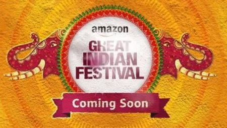 [21th - 24th Jan] Amazon Great Indian Festival Sale